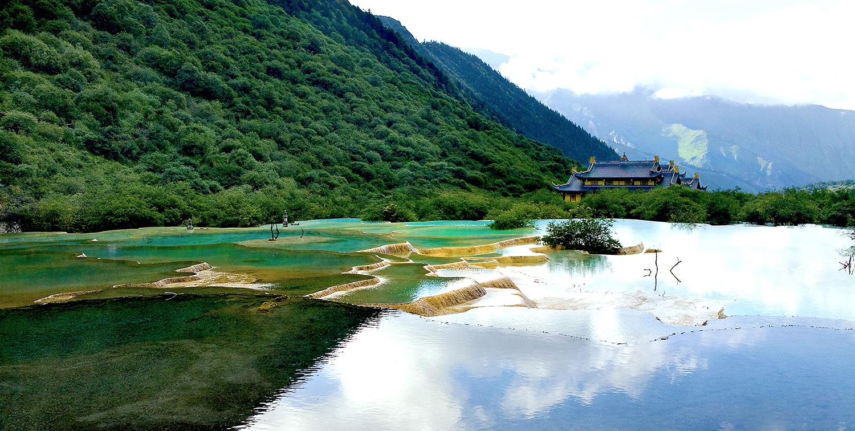 Huanglong_Valley_Sichuan