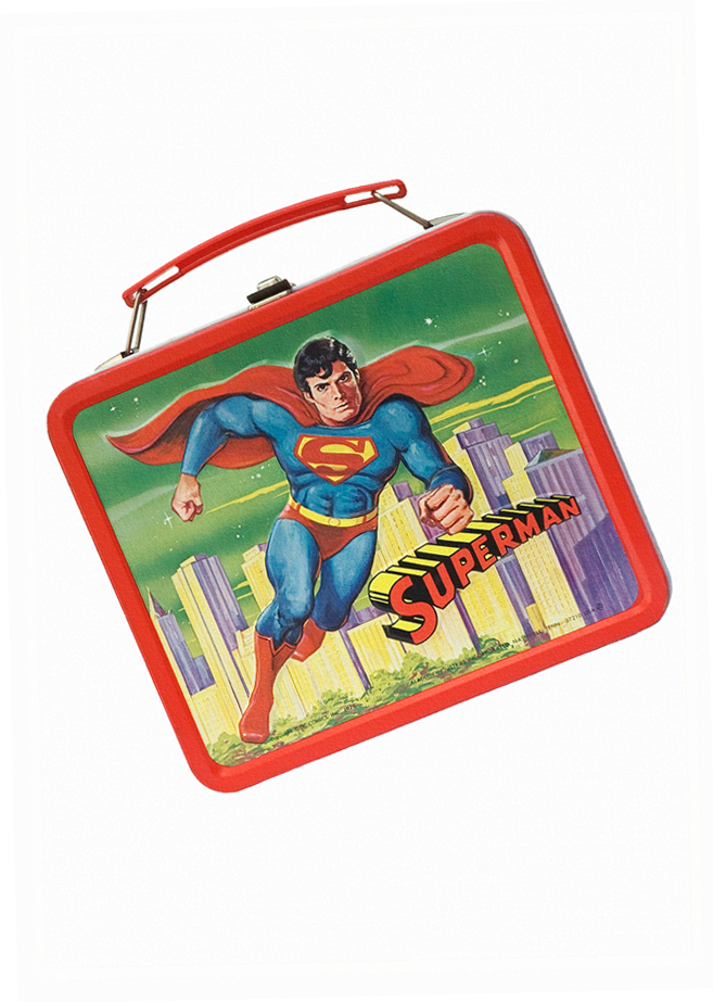 Superman_Lunchbox