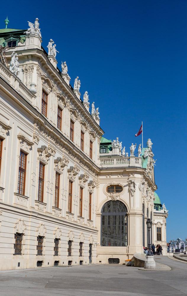 Belvedere Museum, Vienna, Willa Stein Photography